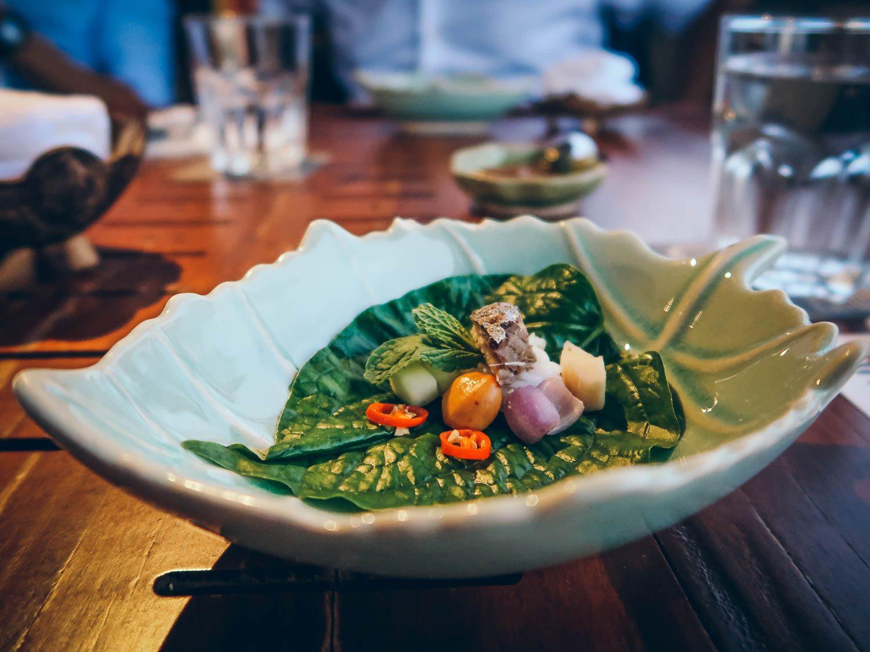 Savoury Miang Kham