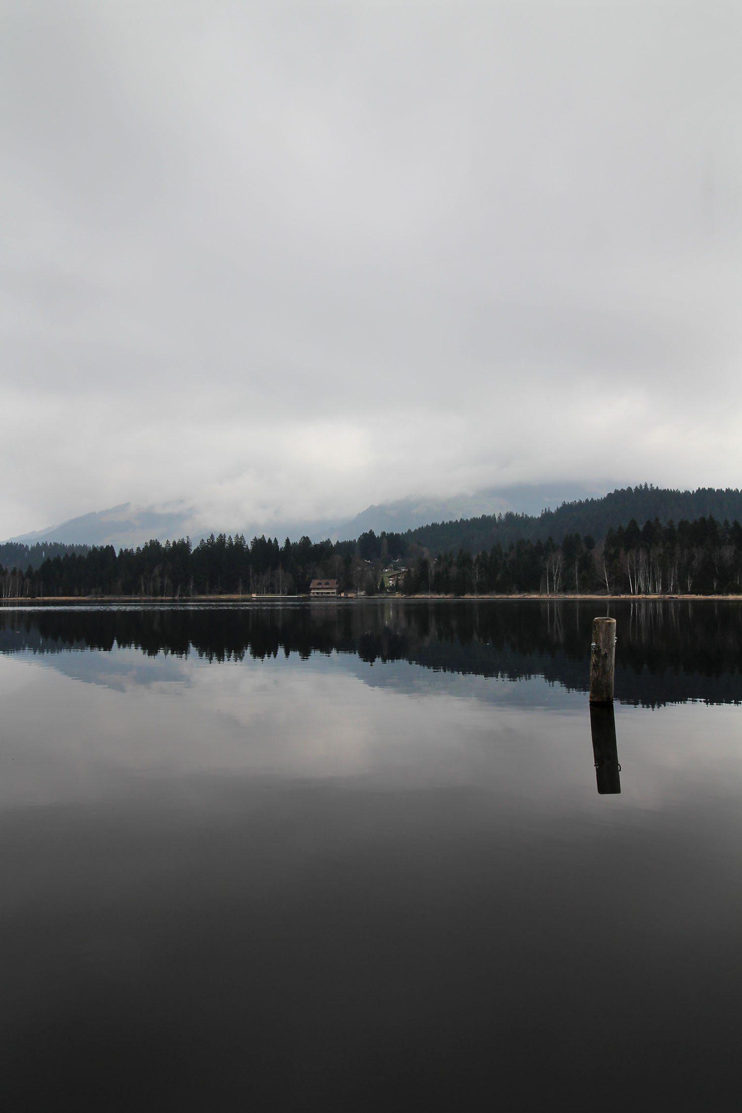 SchwarzSee Lake Kitzbuhel Austria