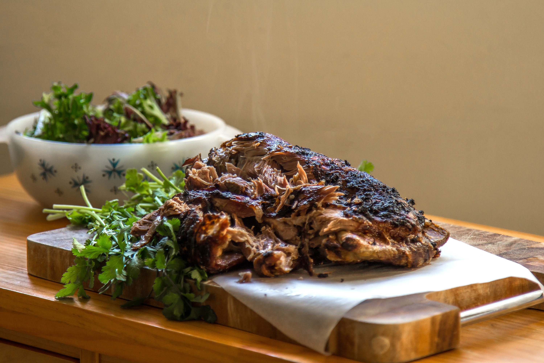 Slow Roast Lamb Recipe