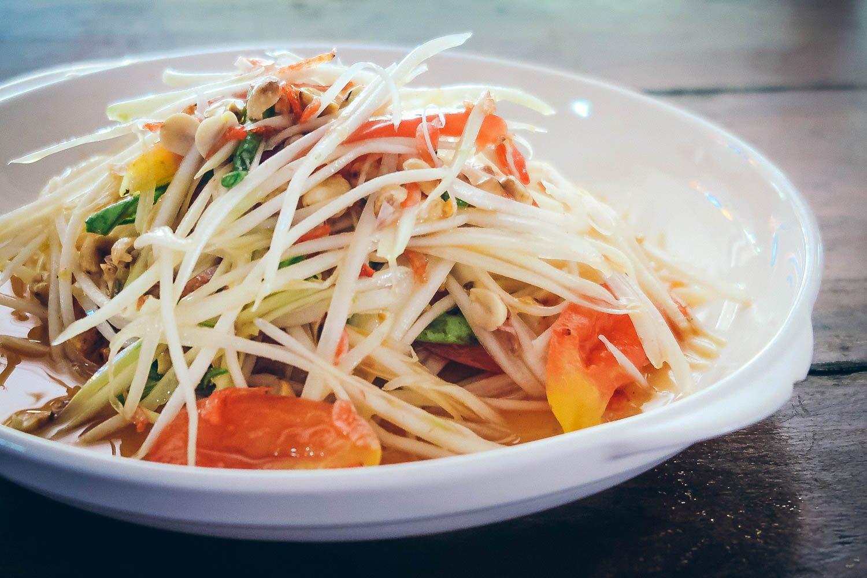 Som Tam Papaya Salad