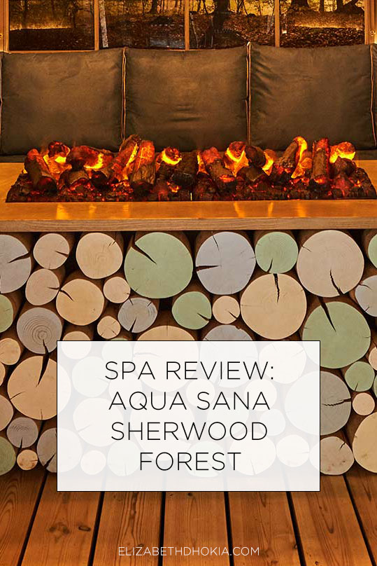 Spa Review Aqua Sana Sherwood Forest