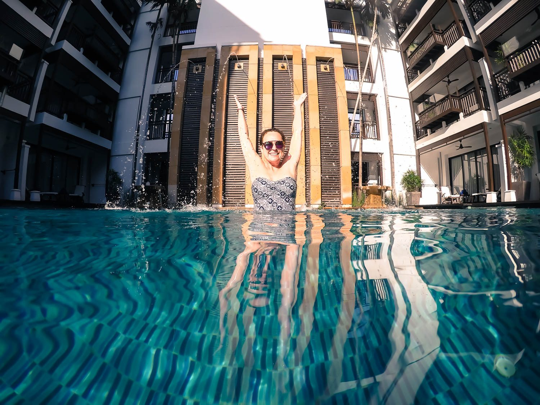Swimming Pool RarinJinda