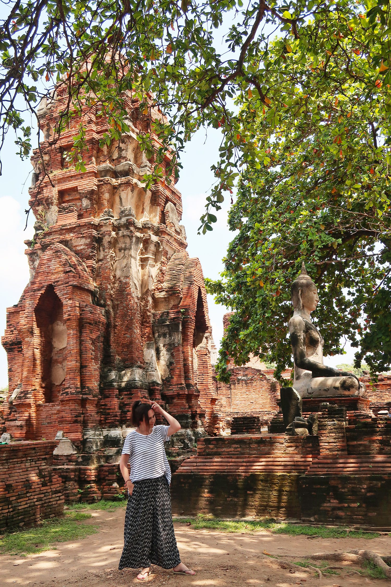 Temples in Ayutthaya