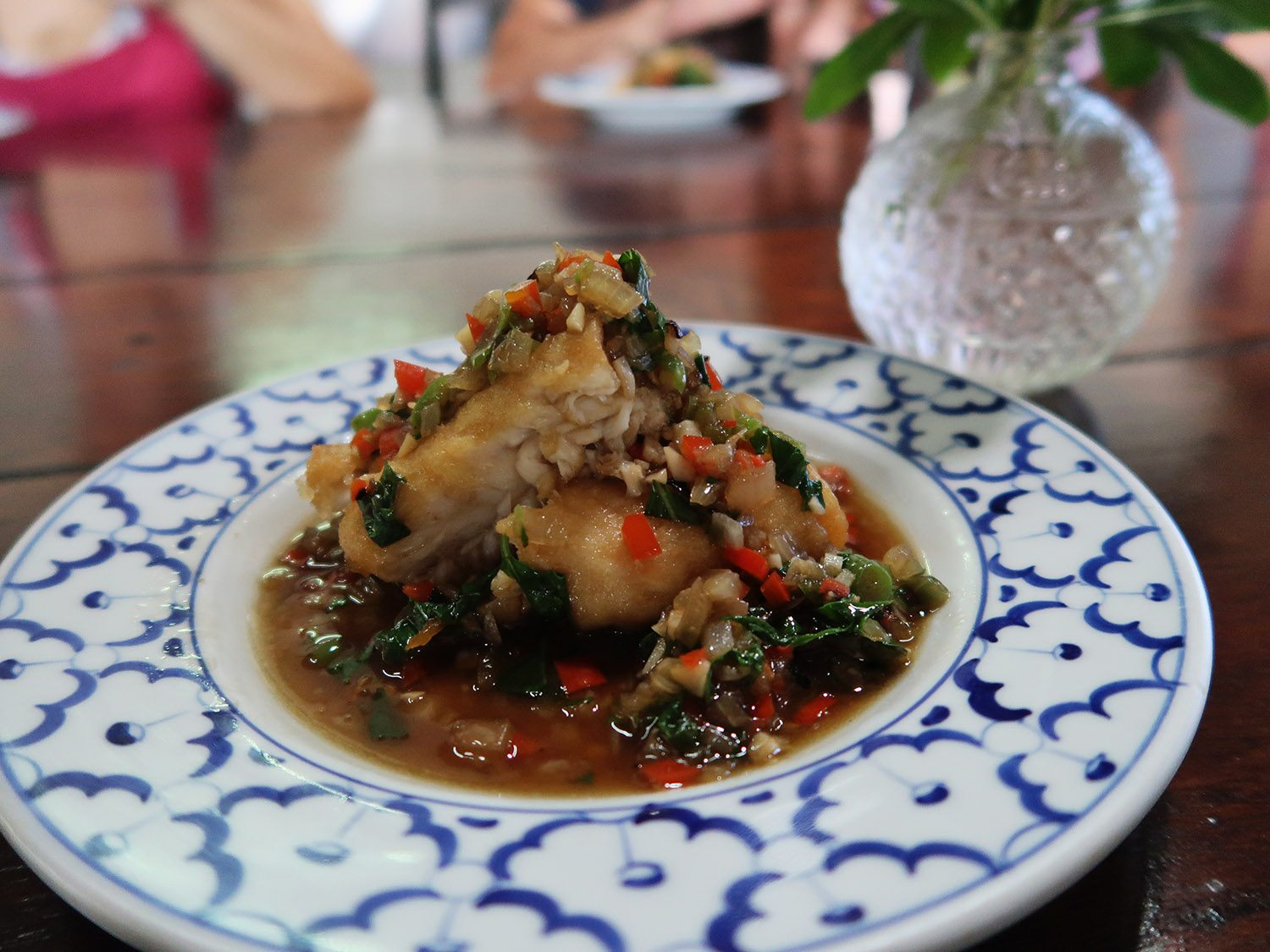 Thai Fish Recipe