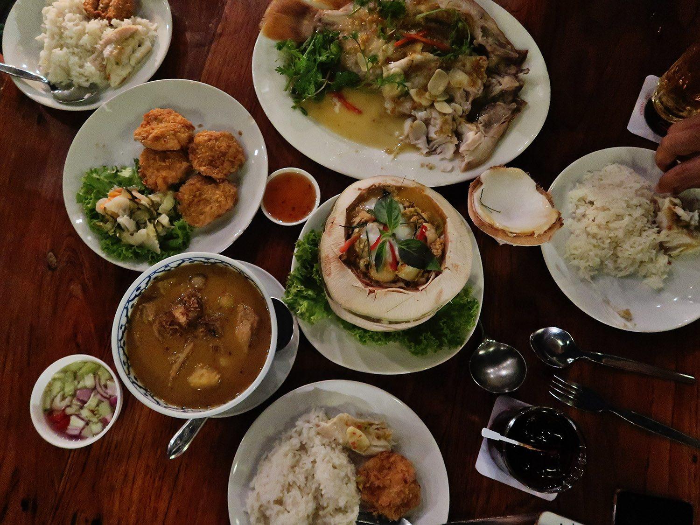 Thai Food Riverside Chiang Mai