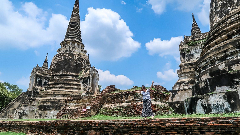 Travel in Ayutthaya