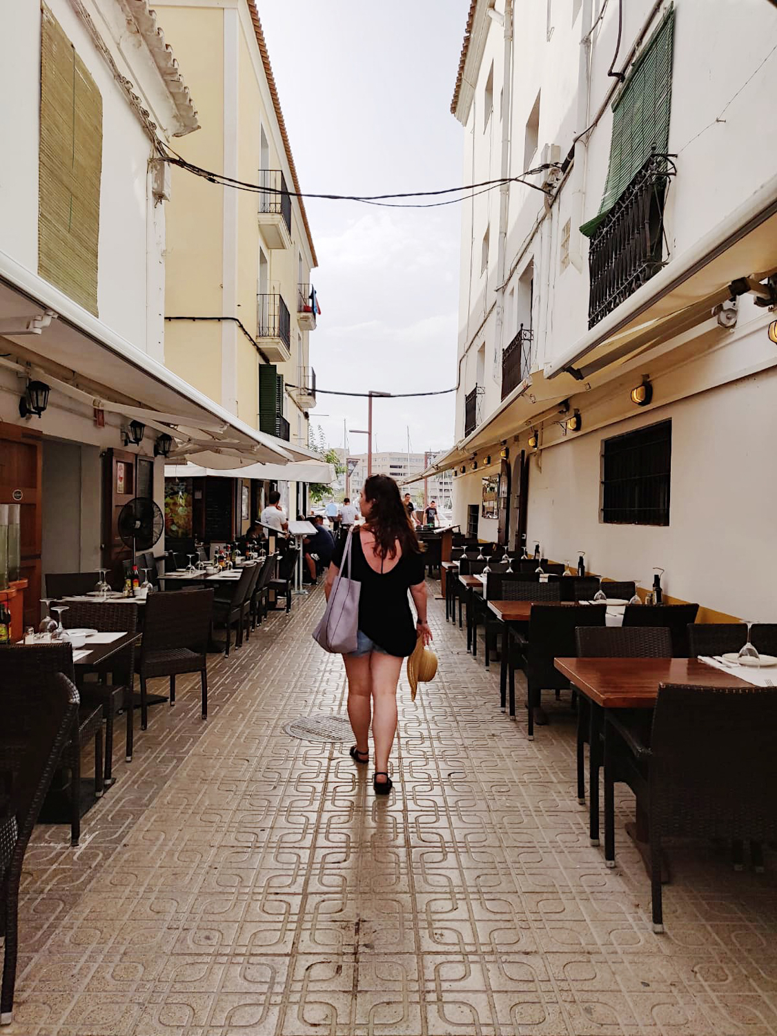 What to wear in Ibiza Old Town