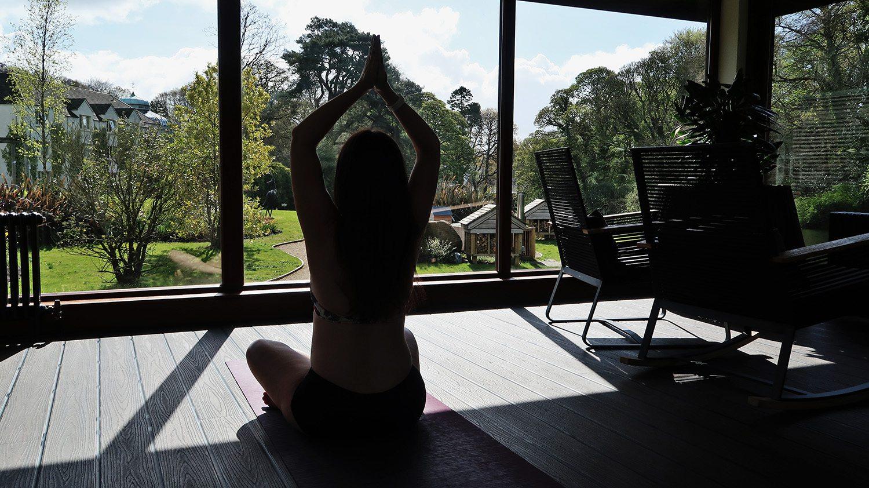 Yoga at Galgorm