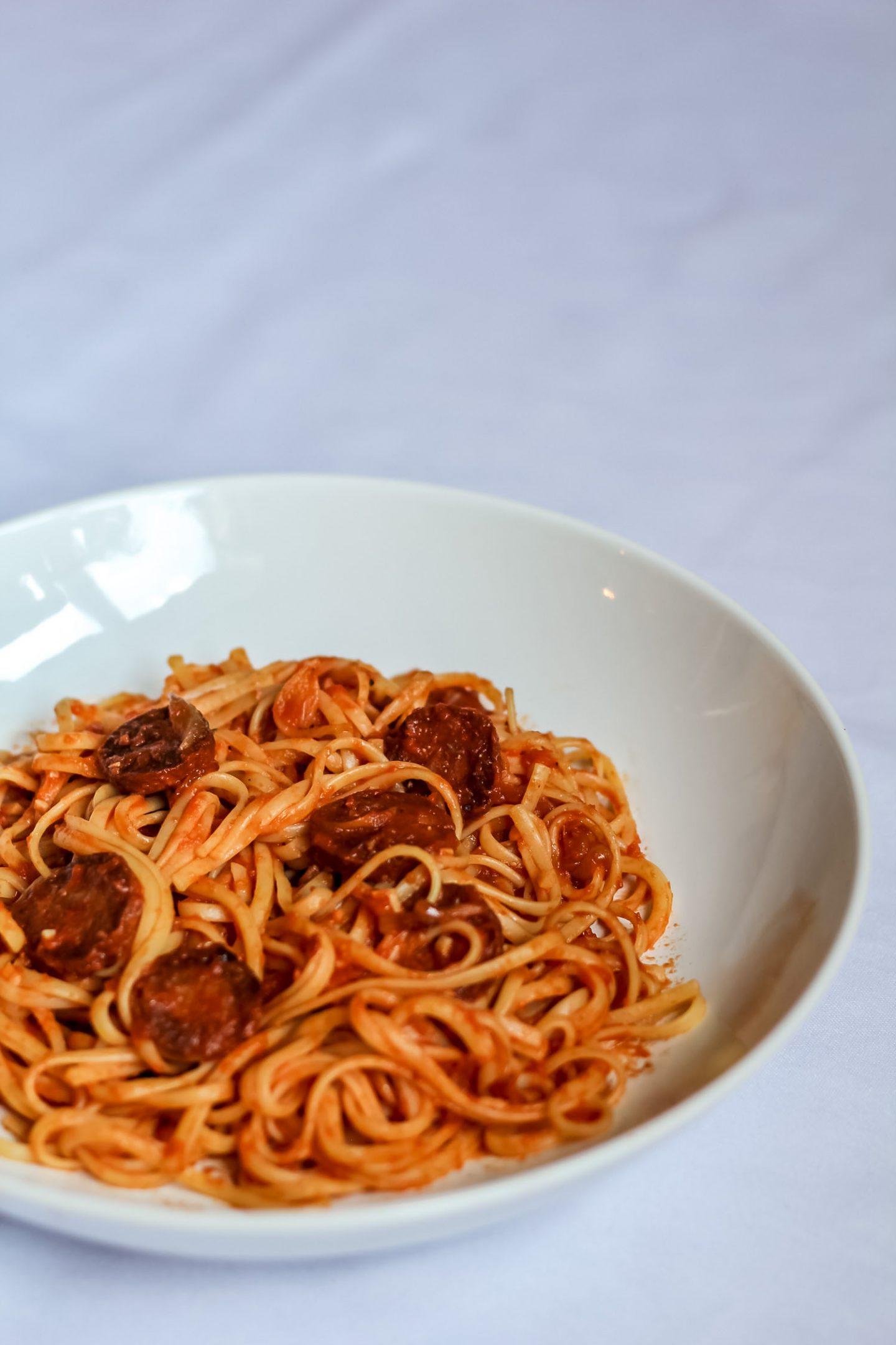 chilli pasta recipe