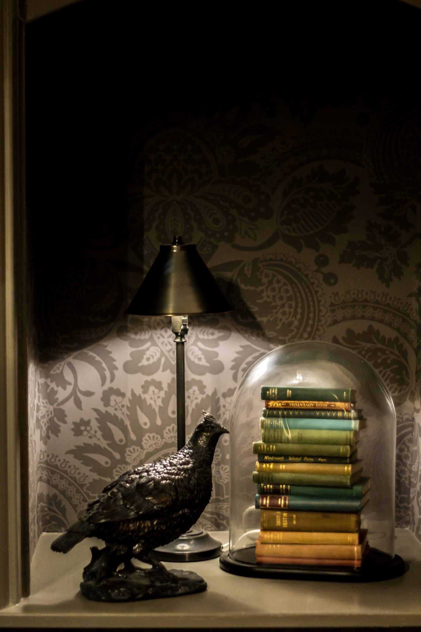 country living hotels library