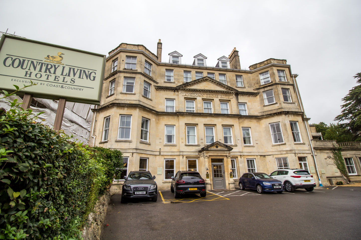 country living lansdown hotel