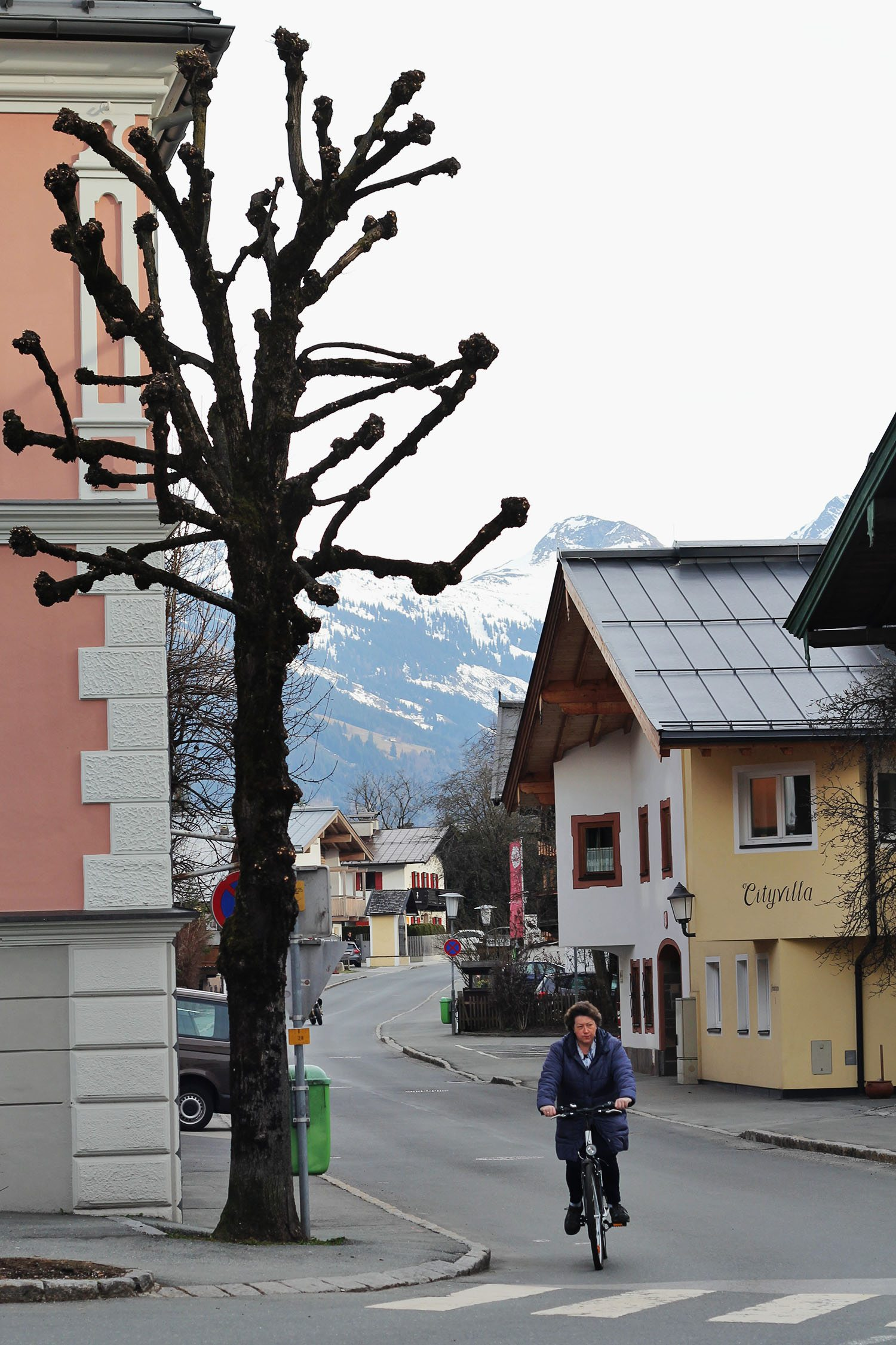 cycling in kitzbuhel