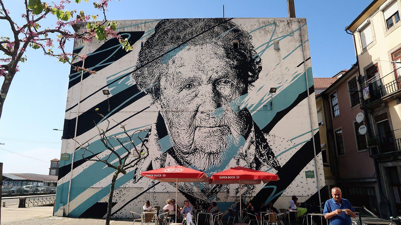 eime street art porto