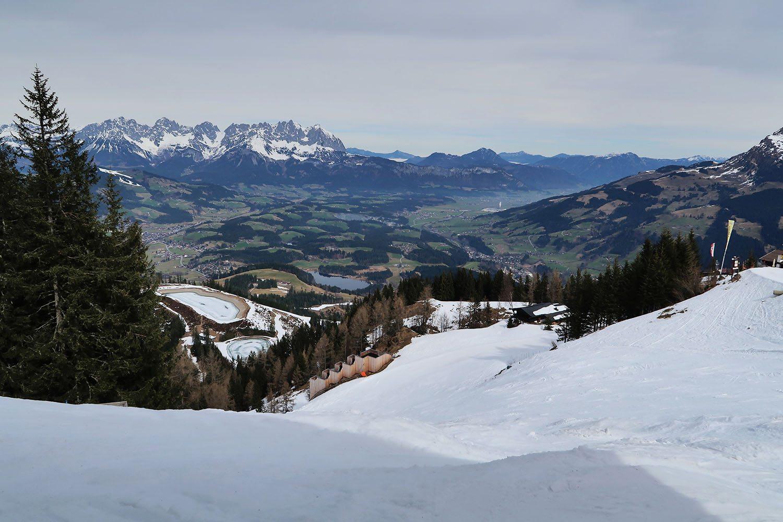 famous ski resort austria