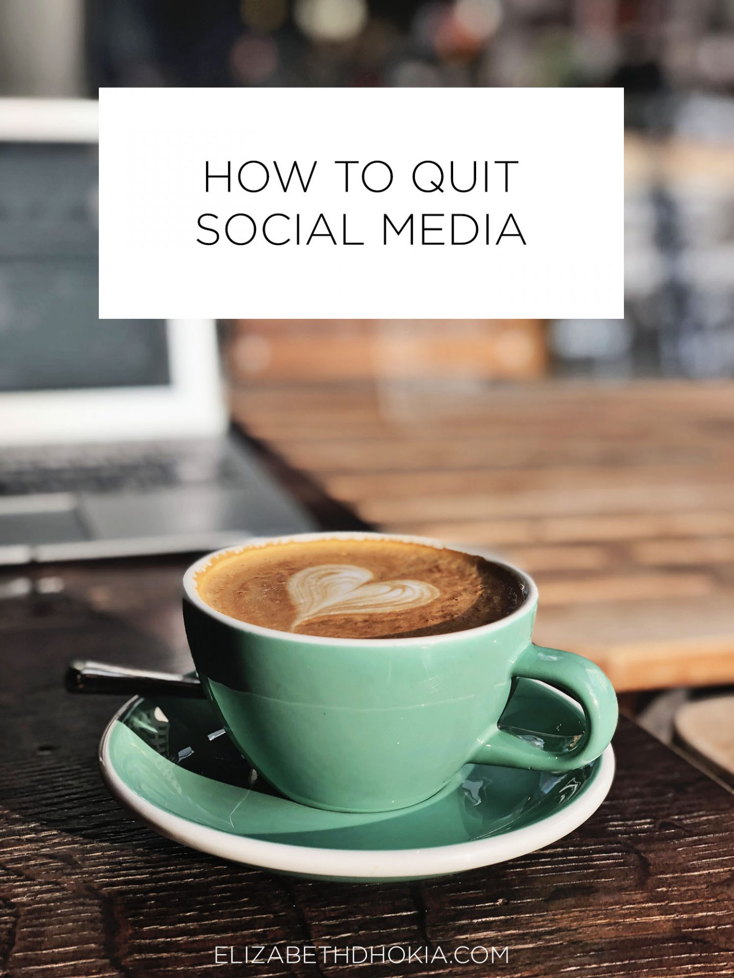 How to quit social media