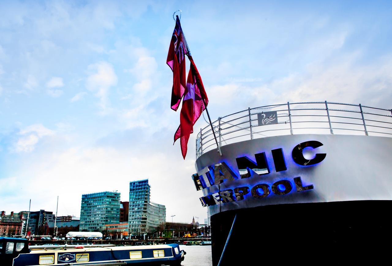 liverpool titanic houseboat