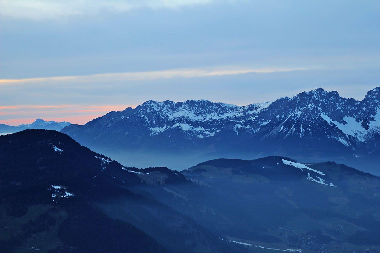 Elizabeth skiing Austria