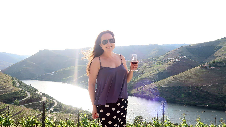 port and wine tasting