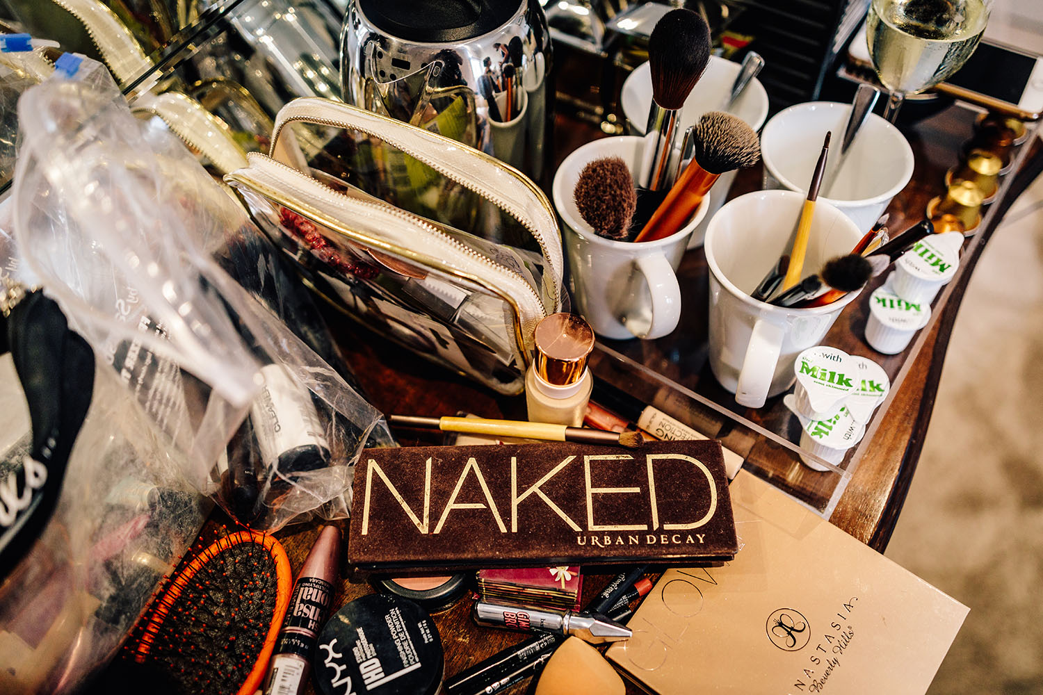 wedding make up products